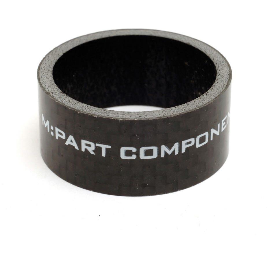 M Part Carbon fibre headset spacer 1-1/8 inch