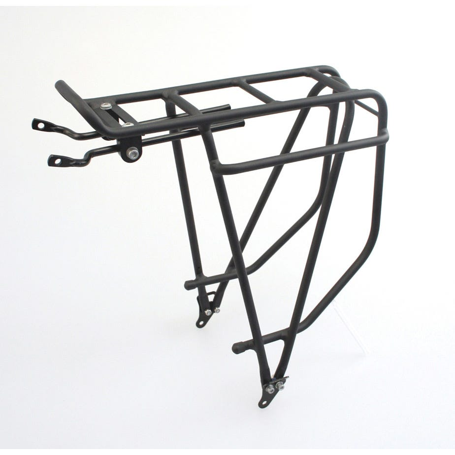 M Part Summit rear pannier rack - alloy black