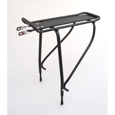 Ridge rear pannier rack - disc black