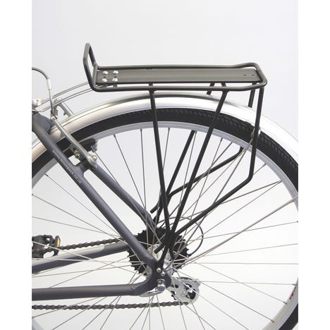 M Part Trail rear pannier rack - black