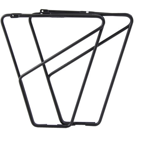 M Part FLR front low rider rack for braze on fitting - alloy black