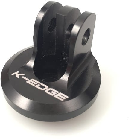 K-Edge Top Cap Mount, Black