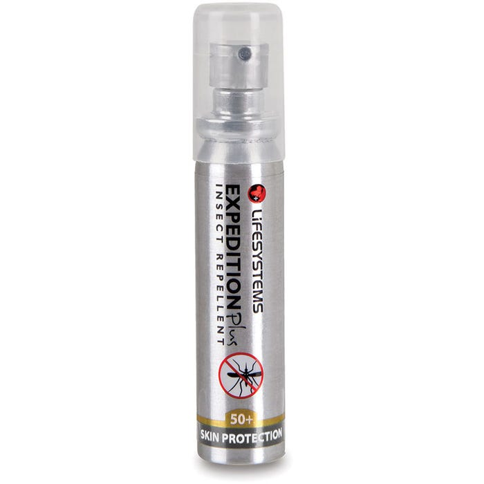 Lifesystems Expedition Plus 50+ - 25ml Mini Spray