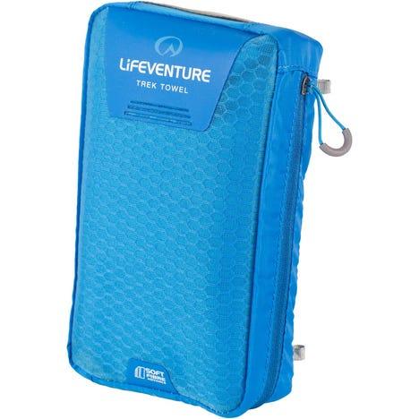 SoftFibre Trek Towel - Giant - Blue