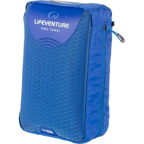 MicroFibre Trek Towel - Giant - Blue