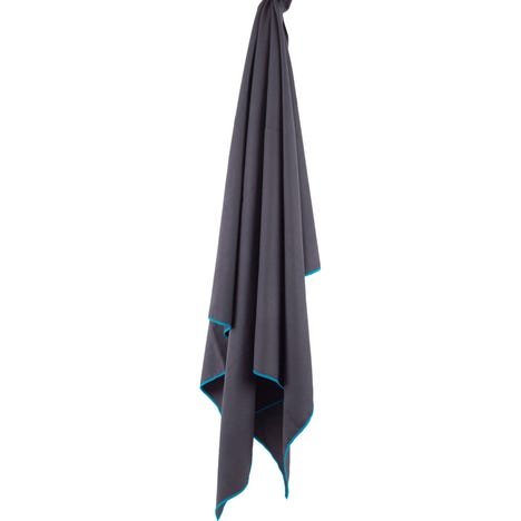 SoftFibre Lite Trek Towel - Giant - Purple