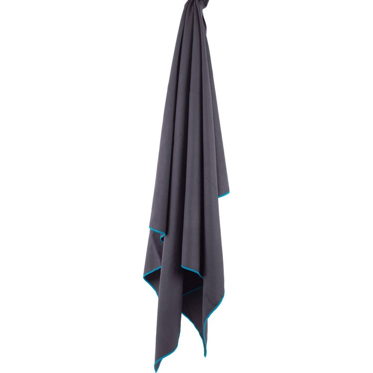 Lifeventure SoftFibre Lite Trek Towel - Giant - Purple