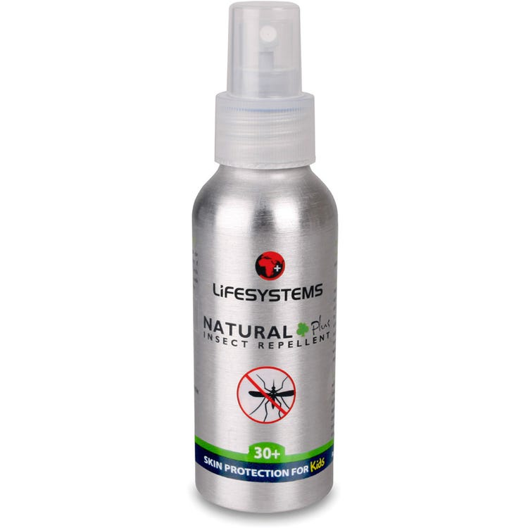 Lifesystems Natural 30+  Repellent Spray - 100ml