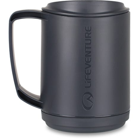 Ellipse Insulated Mug - Graphite