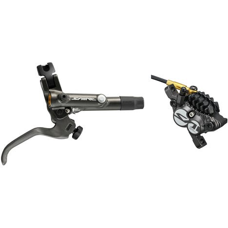 Shimano Saint BR-M820 Saint bled I-spec-B compatible brake with post mount calliper