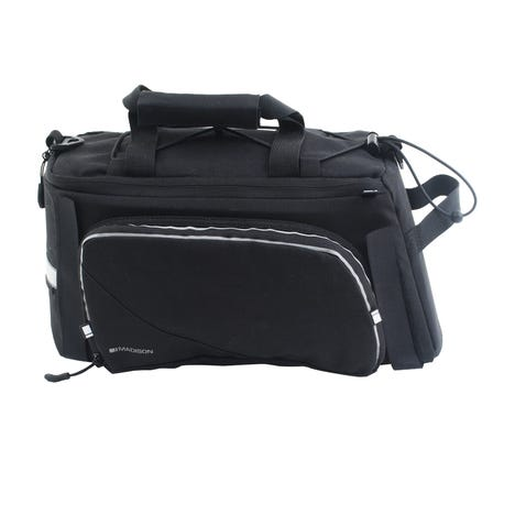 Madison RT20 Rack Top Bag With Fold Out Pannier Pockets