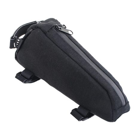 TT10 Top tube bag, foil lined with side pocket and hidden lead port