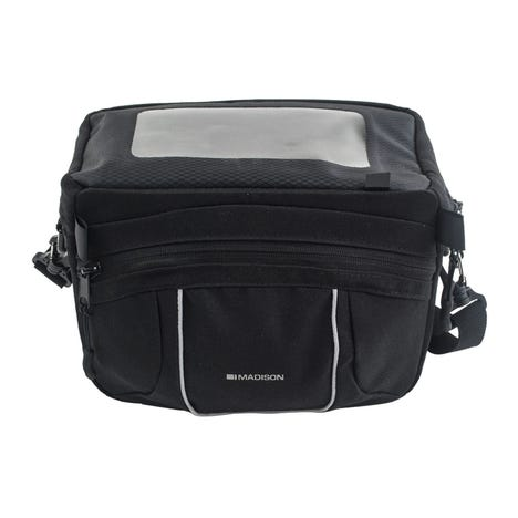 Handlebar Bag With Upper Map Cover