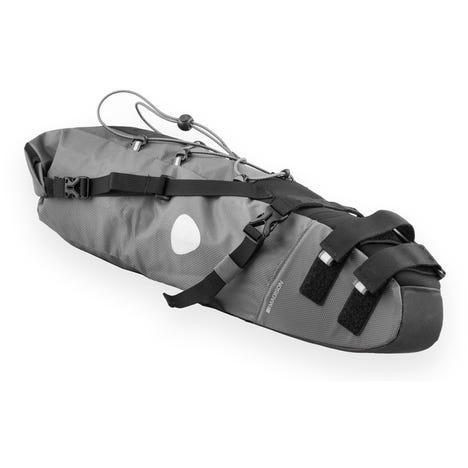 Caribou bikepacking seat pack, waterproof, small