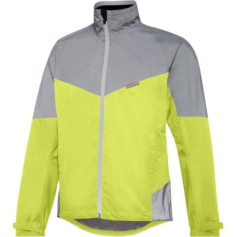 Stellar Reflective men's waterproof jacket