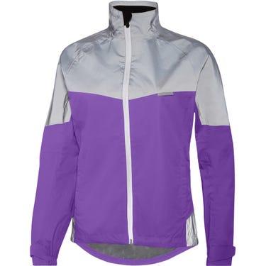 Stellar Reflective women's waterproof jacket
