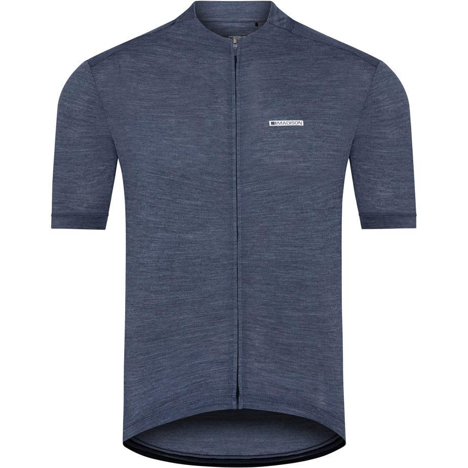 Madison Roam men's merino short sleeve jersey