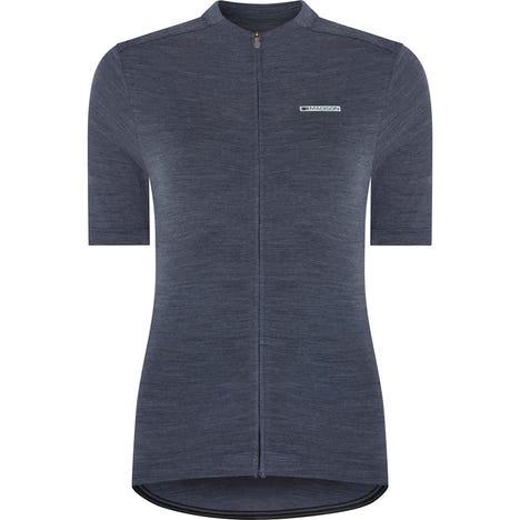 Roam women's merino short sleeve jersey