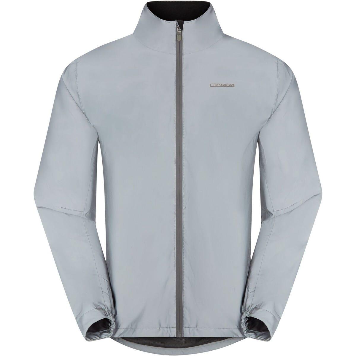Madison Stellar Shine Reflective men's 2-layer waterproof jacket