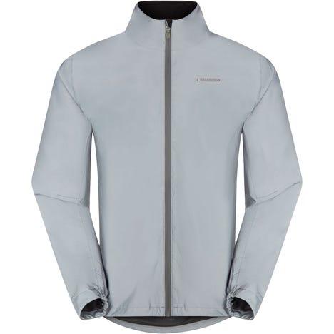 Stellar Shine Reflective men's 2-layer waterproof jacket