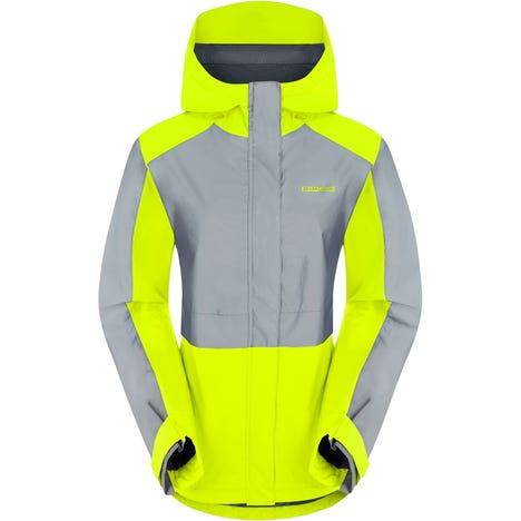 Stellar Shine Reflective women's 2-layer waterproof jacket