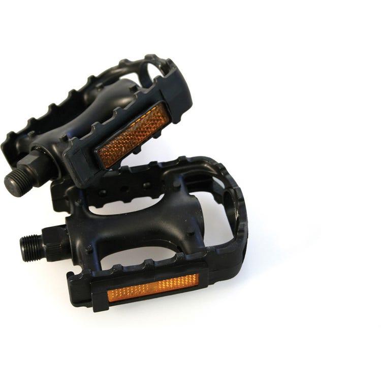 M Part Standard plastic pedals - 1/2 inch thread