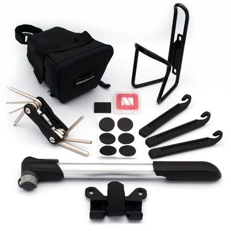 Starter Kit Containing Six Essential Accessories