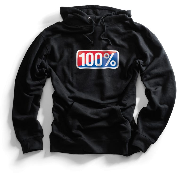 100% Classic Pullover Hoody