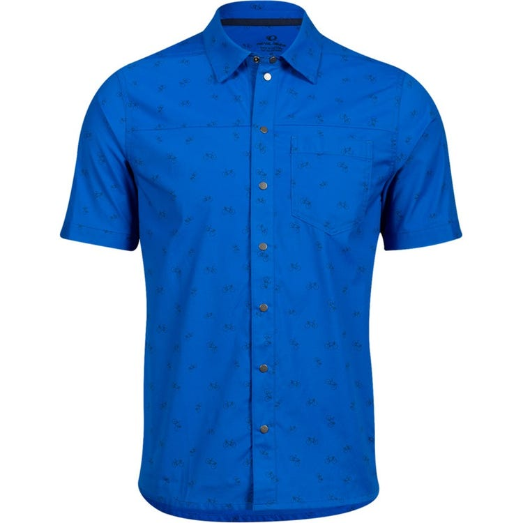 PEARL iZUMi Men's Rove Short Sleeve Shirt