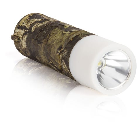 Buckshot Pro - Mini Wireless Speaker/Flashlight