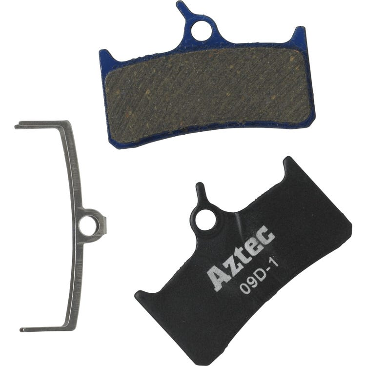 Aztec Organic disc brake pads for Shimano XT hydraulic callipers