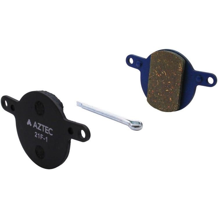 Aztec Organic disc brake pads for Magura Julie callipers