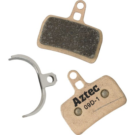 Sintered disc brake pads for Hope Mono Mini