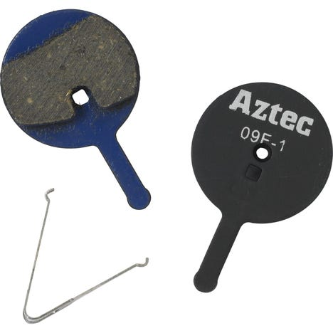 Aztec Organic disc brake pads for Avid BB5, box of 25