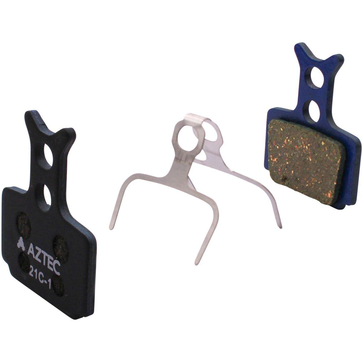 Aztec Organic disc brake pads for Formula Oro Mega