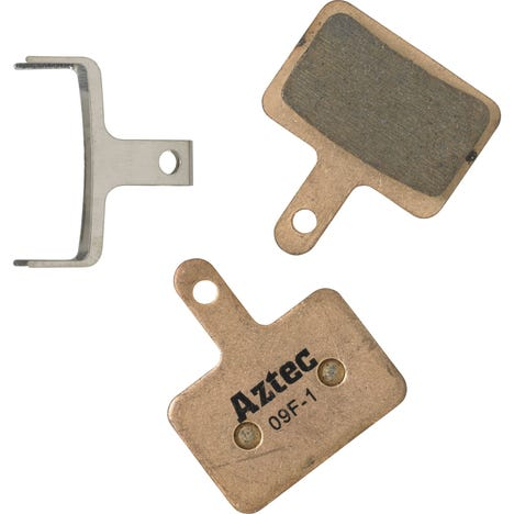 Sintered disc brake pads for Shimano Deore M515/M475/C501/C601 Mech/M525