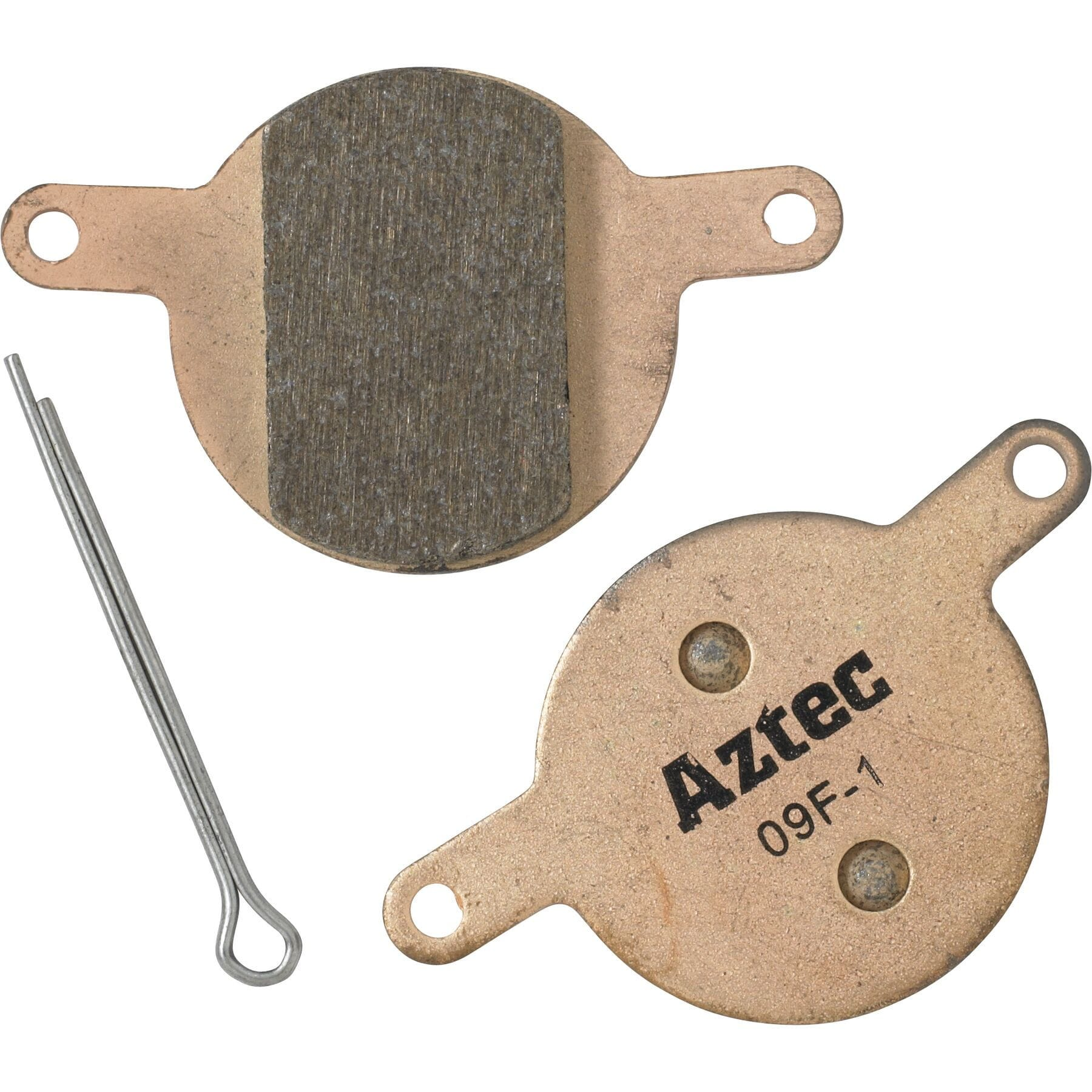 Aztec Sintered disc brake pads for Magura Julie