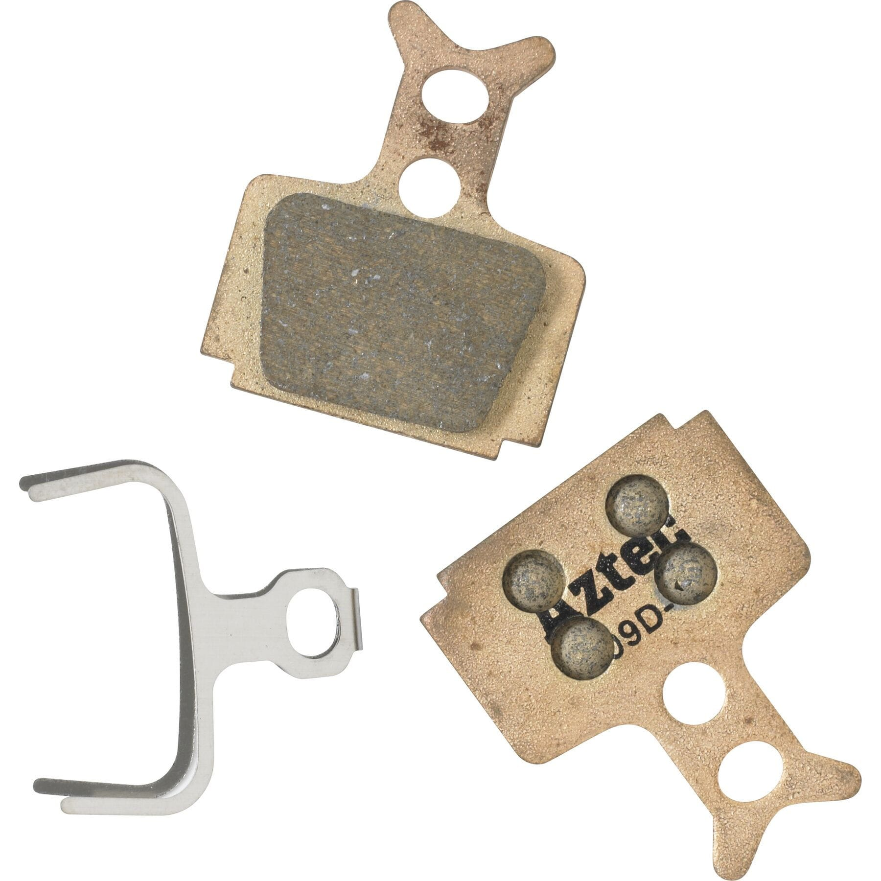 Aztec Sintered disc brake pads for Formula Oro Mega