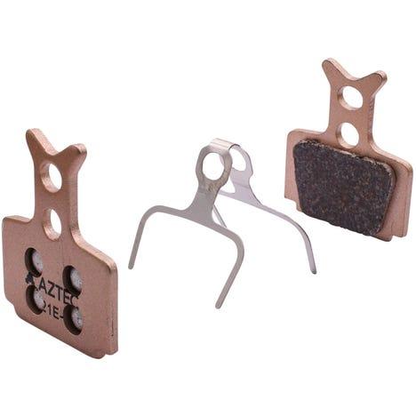 Sintered disc brake pads for Formula Oro Mega