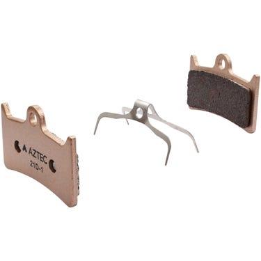 Sintered disc brake pads for Hope V4 callipers