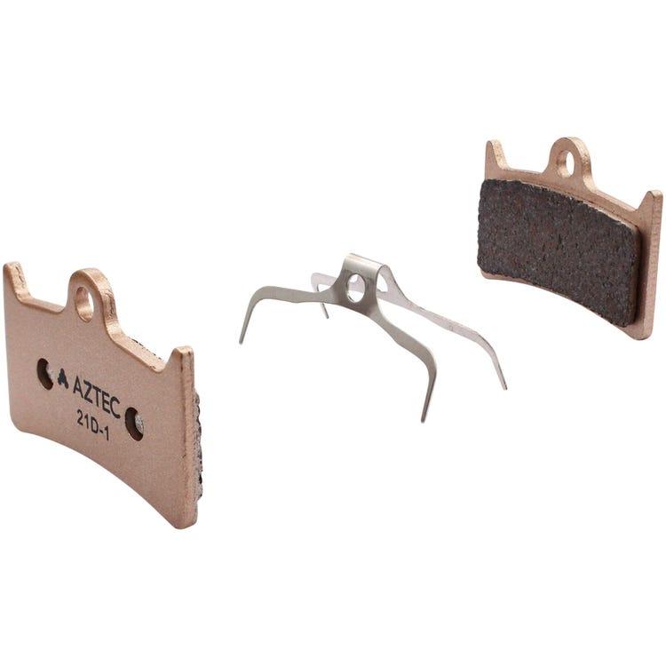 Aztec Sintered disc brake pads for Hope V4 callipers