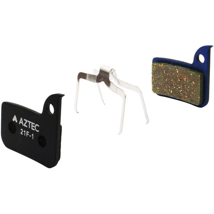Aztec Organic disc brake pads for Sram Red callipers