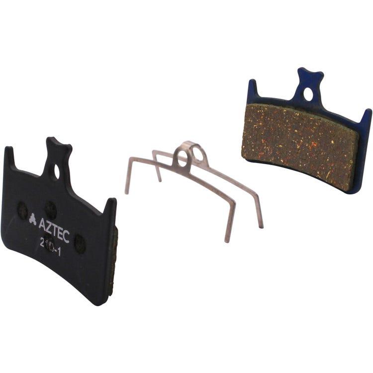 Aztec Organic disc brake pads for Hope E4 callipers