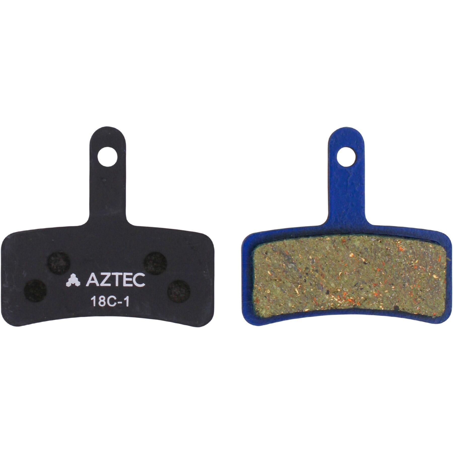 Aztec Organic disc brake pads for Tektro Dorado callipers