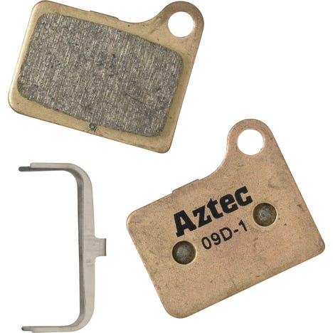 Sintered disc brake pads for Shimano Deore M555 hydraulic / C900 Nexave