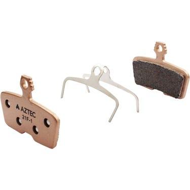 Sintered disc brake pads for Avid Code 2011+