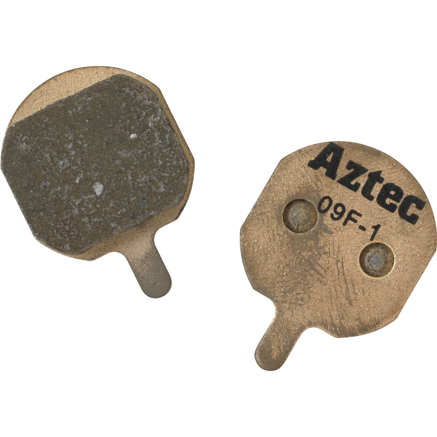 Aztec Sintered disc brake pads for Hayes So1e callipers