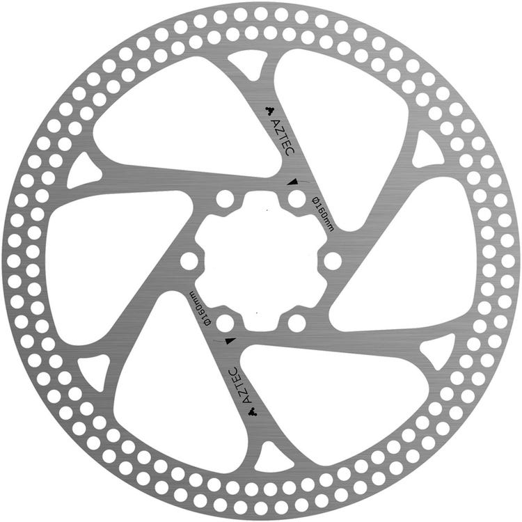 Aztec Stainless Steel Circles Rotor