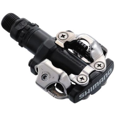 PD-M520 MTB SPD pedals - two sided mechanism