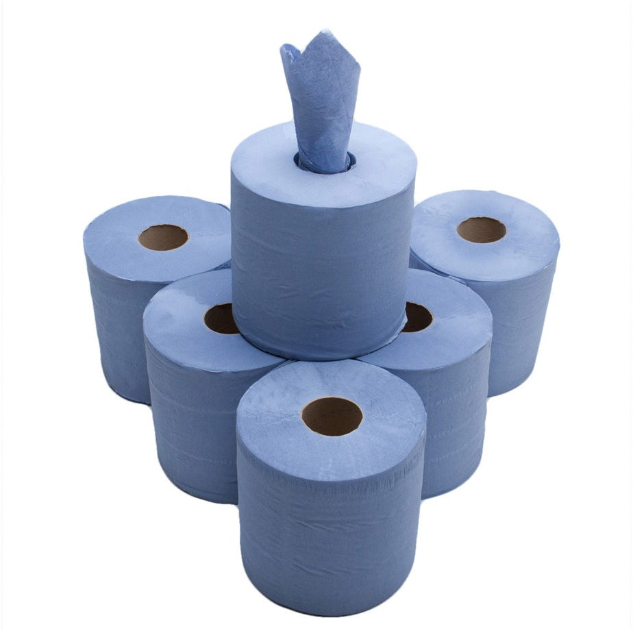 Rema Tip Top Hand Roll Blue Centre Feed (6)